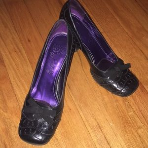 Used Bronx So Today heels